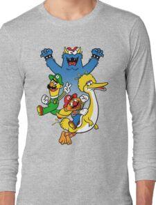 Super Ernie-o World Long Sleeve T-Shirt
