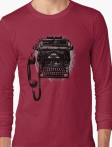 Communication's Typhone Long Sleeve T-Shirt