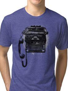 Communication's Typhone Tri-blend T-Shirt