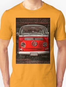 Volkswagen combi Red T-Shirt