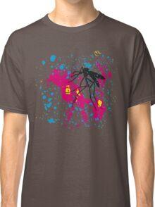Amber CMYK Classic T-Shirt