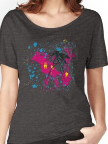 Amber CMYK Women's Relaxed Fit T-Shirt