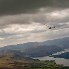 Gliding in the Lake district,UK. by sandyprints
