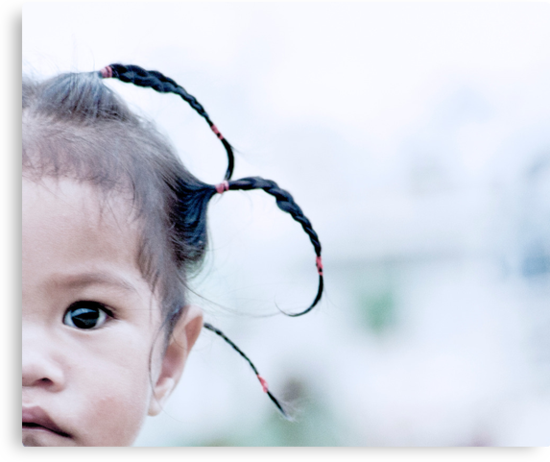 The most beautiful baby in the world Tonga 2011 by madworld