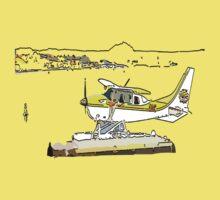 Airplane Kids Tee