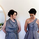 Mike and Zoe's Knot - Bridesmaids by AquaMarina