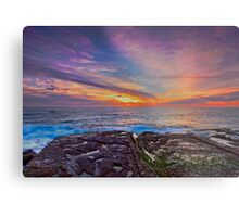 Colours of the Rainbow Metal Print
