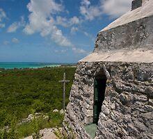The Hermitage, Cat Island, Bahamas by Shane Pinder