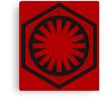 Star Wars First Order - Tunnel 2 Canvas Print