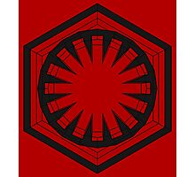 Star Wars First Order - Tunnel 2 Photographic Print