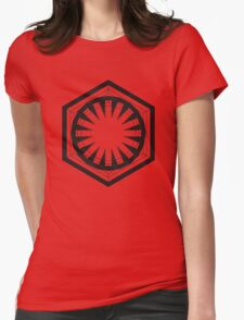 Star Wars First Order - Tunnel 2 Womens Fitted T-Shirt