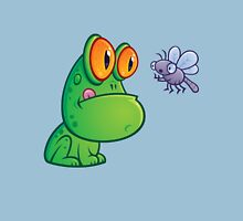 Frog and Dragonfly T-Shirt
