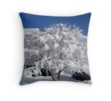 Snowfall 2011  ^ Throw Pillow