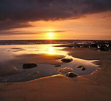 The beach by David Fletcher