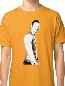 Paul Walker - Pencil Art Classic T-Shirt