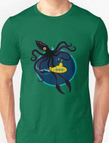 Deep Sea Traffic Unisex T-Shirt