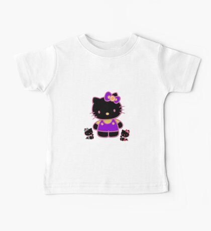 Cute Kitty 2016 Baby Tee