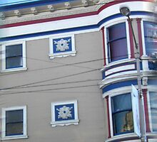Haight Ashbury - San francisco by melissareine