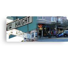 Haight Ashbury - San francisco Canvas Print