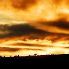 Sunset over Tara - Ireland by MacsfieldImages