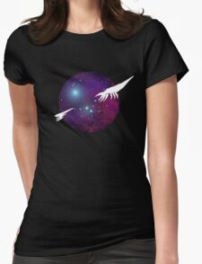 50,000 Years Womens Fitted T-Shirt