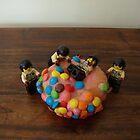 Look Boys Doughnut!! by Jessica Hooper