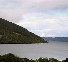 Loch Ness, Scotland by CFoley