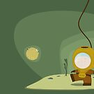 Diver Boy by MarkHue