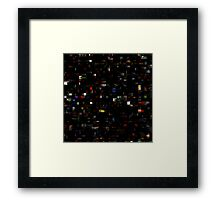 The Collective Unconscious Of All Artists Framed Print