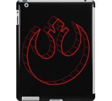 Rebel Alliance 3D iPad Case/Skin