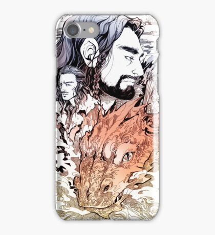The Four Kings iPhone Case/Skin