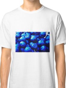 blueberries... Classic T-Shirt