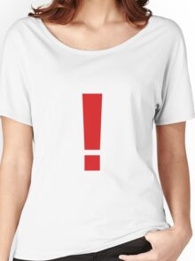 Metal gear solid alert Women's Relaxed Fit T-Shirt