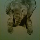 Elephant by ellemoses28