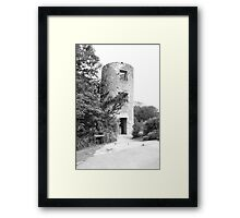Keepers Tower, Blarney Castle Framed Print