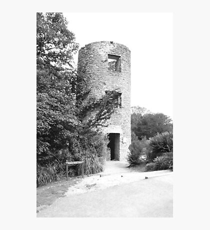 Keepers Tower, Blarney Castle Photographic Print