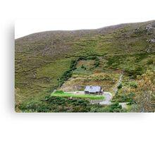 Irish Mountains Canvas Print