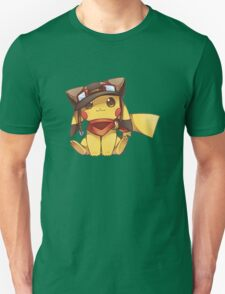 Pikachu Explore World T-Shirt