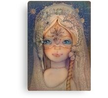 The Selkie Princess Canvas Print