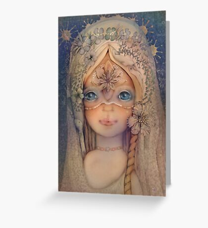 The Selkie Princess Greeting Card
