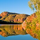 Cliffs, Argyle River, Kununurra. Kimberley. WA. by johnrf