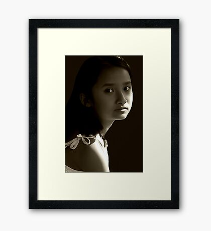 The eyes Have It #3 Framed Print