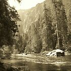 In comparison to old historic Yosemite by Crystal Fobare