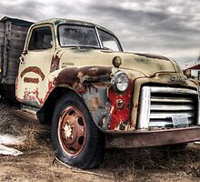 Johnny's 1950 Coors Farm Truck by Timothy S Price