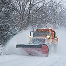 Snow Plow by barnsis