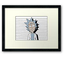 Rick  Framed Print