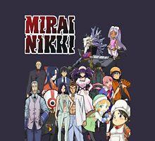Mirai Nikki (Future Diary) Unisex T-Shirt