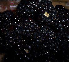 It's black! by Nella Khanis