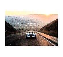 1955 Porsche 550 Spyder Photographic Print