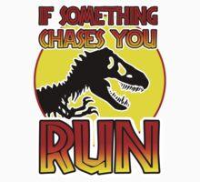 Dino RUN Kids Tee